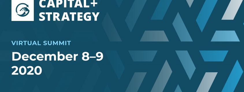Capital + Strategy Virtual Summit 2020