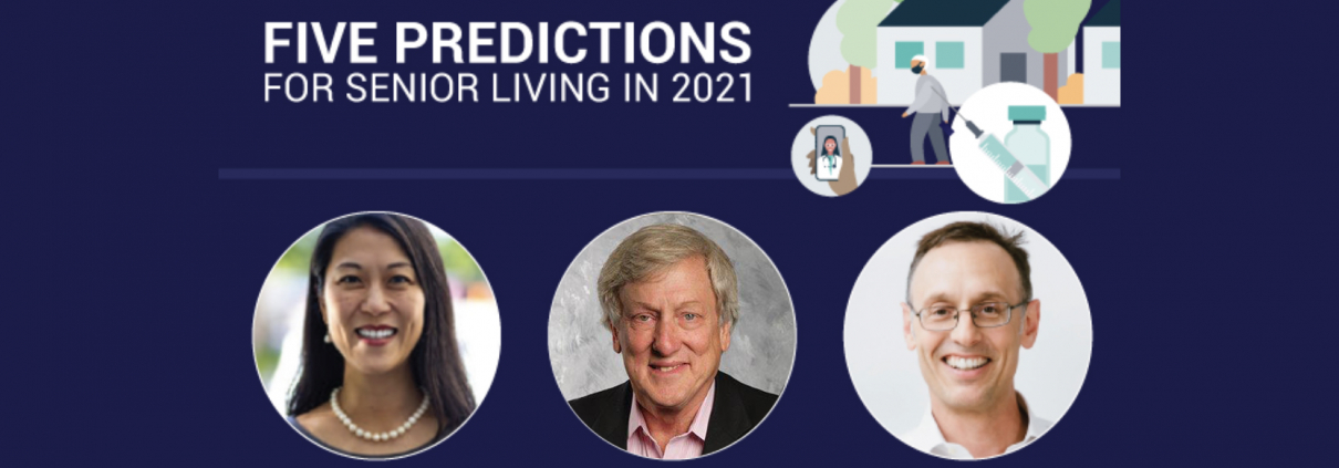 Five Predictions for Senior Living Trends authors