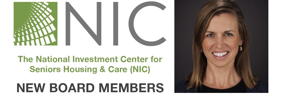 Kelsey Mellard and NIC logo