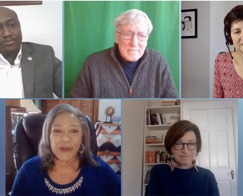 Bob Kramer speaks on senior living post-covid at Living Well