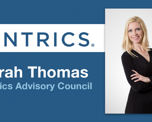 Sarah Thomas joins Sentrics Advisory Council