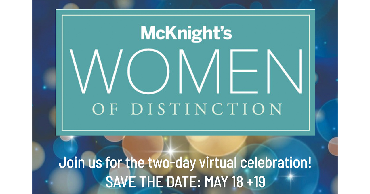 McKnight's Women of Distinction 2021