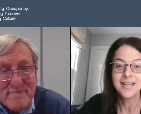 Bob Kramer and Anne Tumlinson discuss HCBS