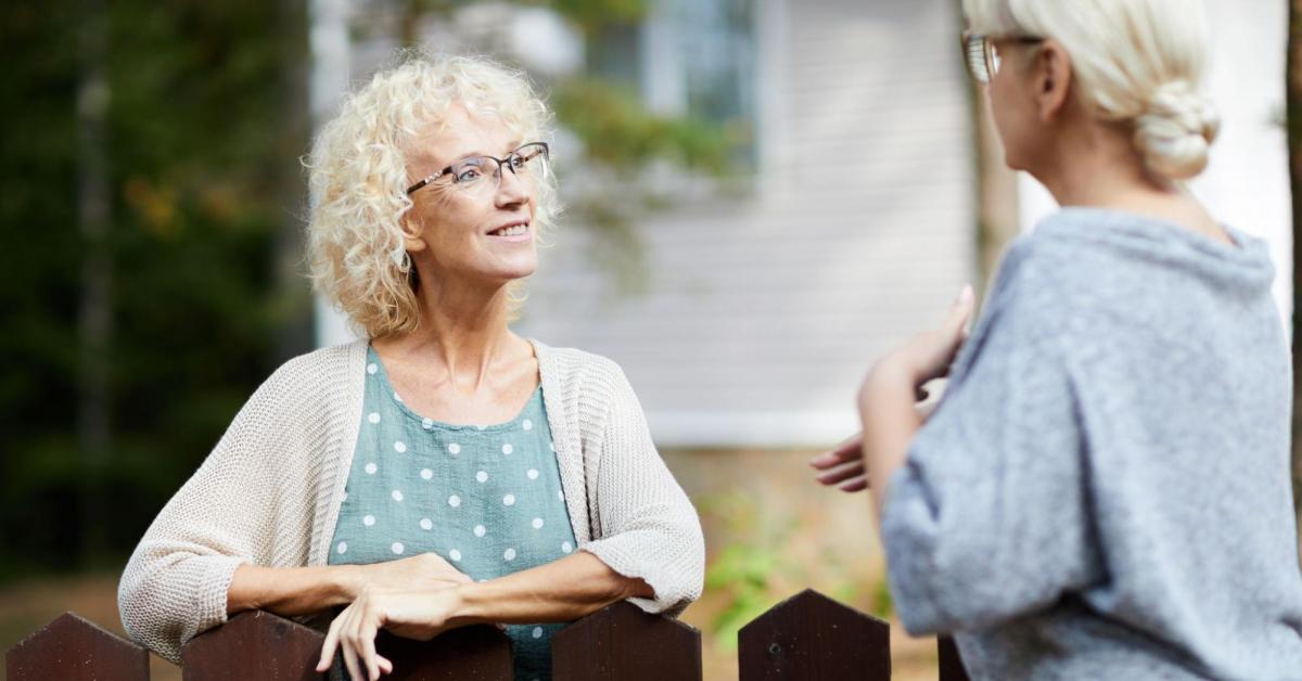 Overcoming loneliness among seniors