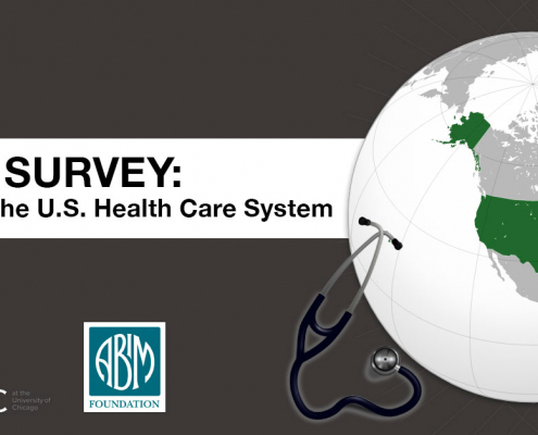 Patient and physician trust in U.S. Health Care