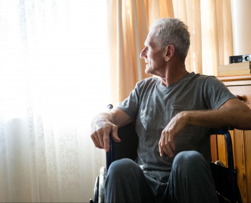 long-term care infrastructure op-ed in The Hill