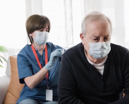 Nursing home strike in Pennsylvania