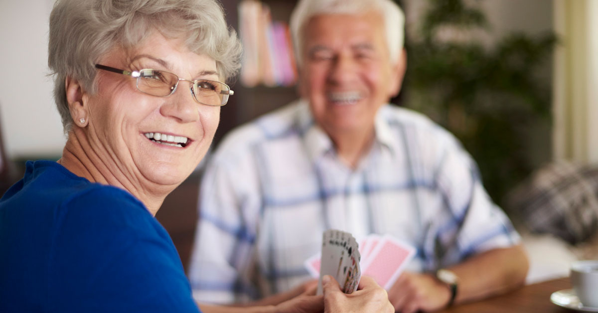 Seniors in group living situations are less lonely and more optimistic