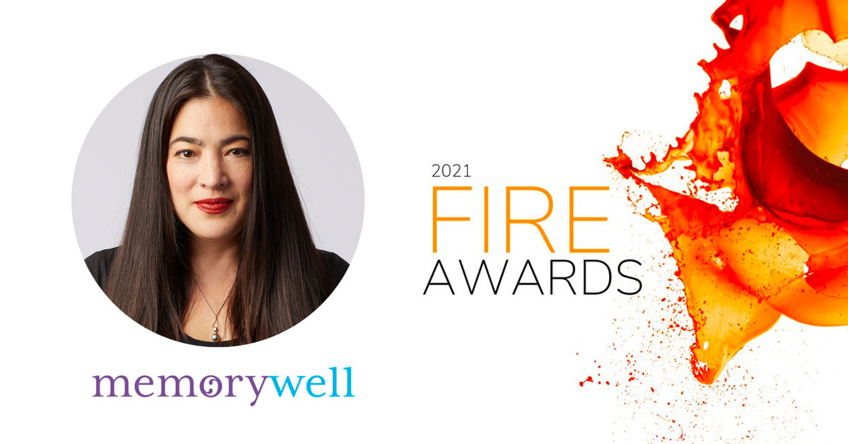 MemoryWell Receives DC Inno Fire Award