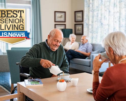 Best Senior Living Listing